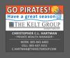 Sponsored by The Kelt Group- Christopher Hartman