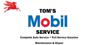 Sponsored by Tom's Mobil Service