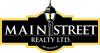 Main street logo vector file  2  element view