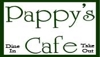 Sponsored by Pappy's Cafe