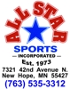 Sponsored by All Star Sports