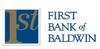Sponsored by 1st Bank of Baldwin