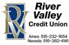 Sponsored by River Valley Credit Union