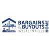 Sponsored by Bargains & Buyouts Home - Western Hills