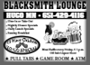 Sponsored by Blacksmith Lounge