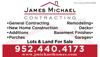 Sponsored by James Michael Contracting