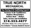 Sponsored by True North Mechanical