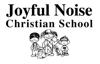 Sponsored by Joyful Noise Christian School