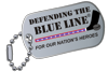 Sponsored by DEFENDING THE BLUE LINE