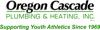 Sponsored by Oregon Cascade Plumbing & Heating, Inc