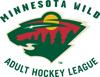Sponsored by Minnesota Wild Adult Hockey League