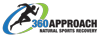 Sponsored by 360 Approach Natural Sports Recovery