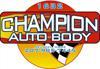 Sponsored by Champion Auto Body