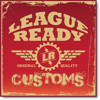 Sponsored by League Ready Customs