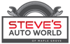 Sponsored by Steve's Auto World