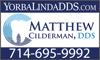 Sponsored by Matthew Cilderman DDS