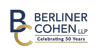 Sponsored by Berliner Cohen - Innovative Legal Solutions