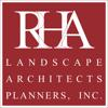 Sponsored by RHA Landscape Architects-Planners, Inc.