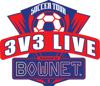Sponsored by 3v3 Live National Soccer Tour