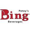 Sponsored by PETEY'S BING BEVERAGE