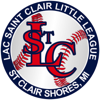 Sponsored by LAC SAINT CLAIR LITTLE LEAGUE