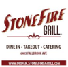 Sponsored by StoneFire Grill