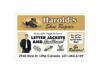 Sponsored by Harold's Shoe Repair