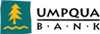 Umpqua bank logo element view