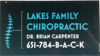 Sponsored by Lakes Family Chiropractic
