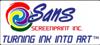 Sponsored by Sans Screenprint Inc.