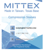 Sponsored by Mittex Compression Sleeves