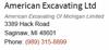 Sponsored by American Excavating