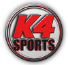 Sponsored by K4 Sports, Indoor Sports Facility