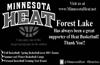 Sponsored by Minnesota Heat