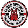Sponsored by Cedar Springs Brewing Company