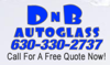 Sponsored by DnB Auto Glass