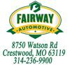Sponsored by Fairway Automotive