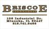 Briscoe logo element view