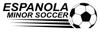 Sponsored by Espanola Soccer Club