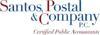 Sponsored by Santos, Postal, & Company
