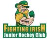 Sponsored by Detroit Fighting Irish Junior Hockey Club