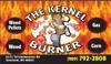Sponsored by The Kernel Burner