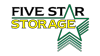 Sponsored by Five Star Storage