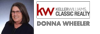 Sponsored by Keller Williams - Donna Wheeler