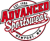 Sponsored by Advanced Sportswear