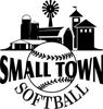 Small town softball element view