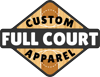 Sponsored by Full Court Custom Apparel