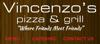 Sponsored by Vincenzo's pizza & grill