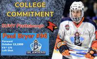 Paul Bryer Commits to Plattsburgh State University