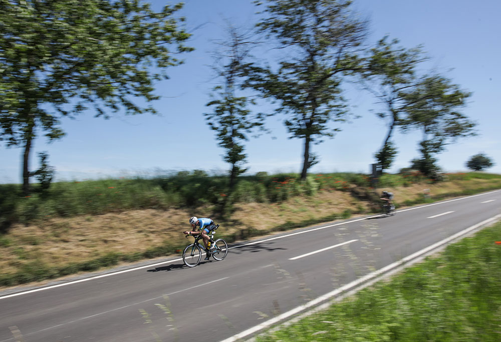 IRONMAN 70.3 Kraichgau Bike Course